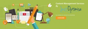 Content Creation Services offered by JustOptimise