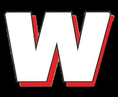 White Windows Isle of Wight Social Logo Design