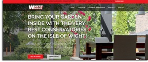 Designed Website for Isle of Wight White Windows Double Glazing